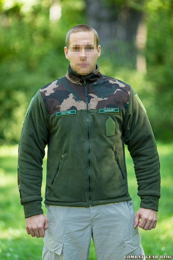 Honvédségi Polár Pulóver (nem hivatalos) - Combat Gear Blog bdc7fa554c