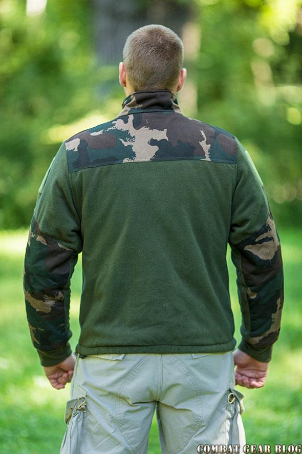 bd8df9b9174f Honvédségi Polár Pulóver (nem hivatalos) - Combat Gear Blog