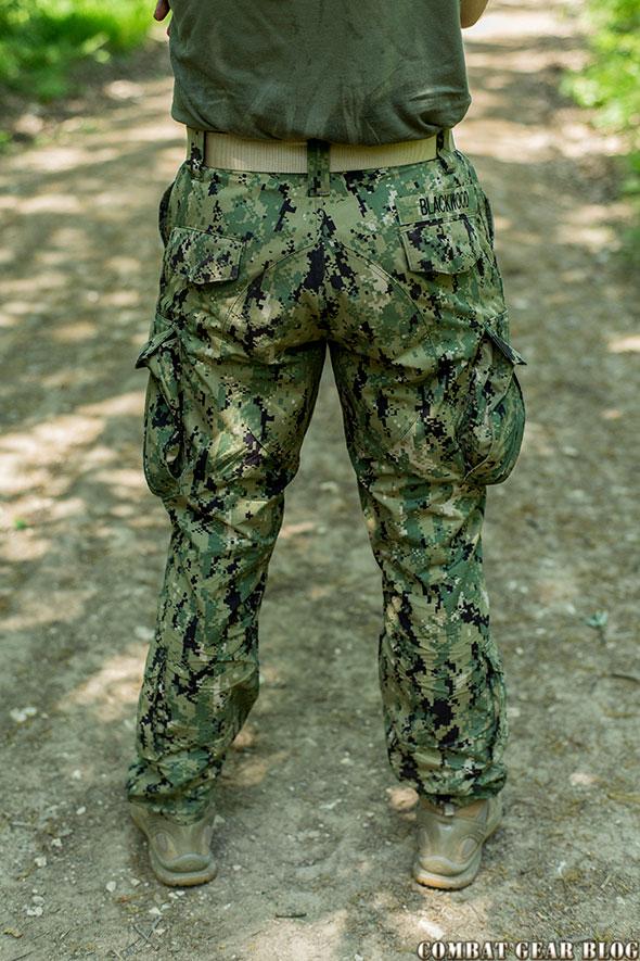 Navy Working Uniform Type III (nadrág) - Combat Gear Blog