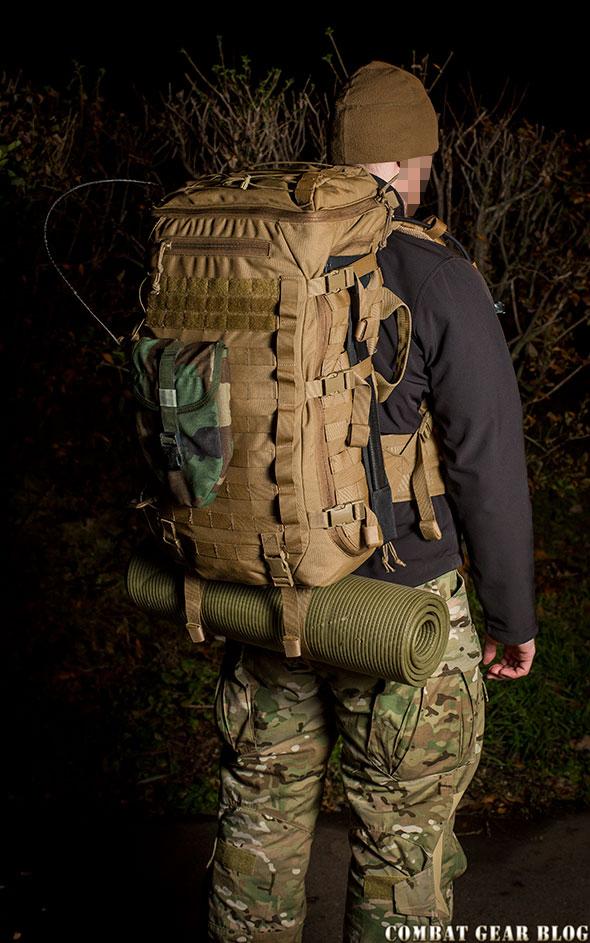Three day Horizontally Organized Rucksack - Combat Gear Blog 4fa4b110f5