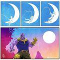 Thanos nem szarozik