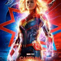 Íme az új Captain Marvel poszter!