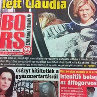 A nap leggyökerebb címe: Baleset áldozata lett Liptai Claudia