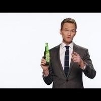 Neil Patrick Harris zseniális Heineken-reklámot forgatott