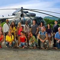 Íme, a Survivor: Redemption Island játékosai