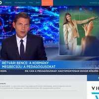 Az Echo Tv leleplezte az Emberi Erőfosások Minisztériumát