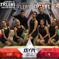 A Dirty Led Light Crew nyerte a 2015-ös Hungary's Got Talentet