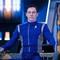 Ilyen Csillagflotta-kapitánynak Jason Isaacs