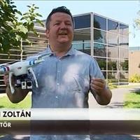 Megbírságolták az MTVA-t engedély nélküli drónhasználat miatt