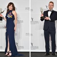 Kenneth Branagh és Anna Friel nemzetközi Emmy-díjat kapott