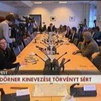 Mégis létezik Dörner-ügy az MTV-ben?