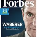 Három címlappal jelent meg a Forbes