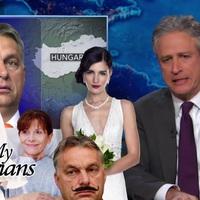 A Daily Show is belerúgott egyet az amerikai nagykövetbe