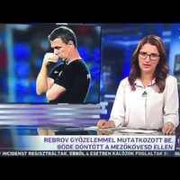 A címvédő Ferencváros továbbra is vezeti a vb-t a köztévé szerint
