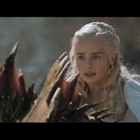 A nap csalódása: Dany nem is lovagolt sárkányháton