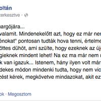 Maksa Zoltánnak elment az esze, vagy csak nagyon rosszul trollkodik