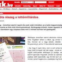 Kamuinfóra ugrott rá a Blikk és a teljes magyar sajtó