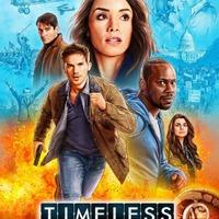 Ez a Timeless plakát nekem bejön