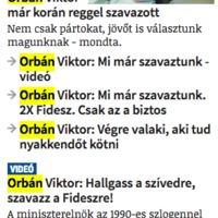Orbán lett az új migráns