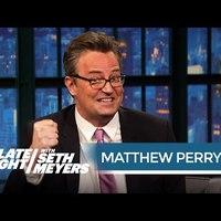 Kevésen múlt, hogy Matthew Perry Chandler helyett reptéri melósnak álljon