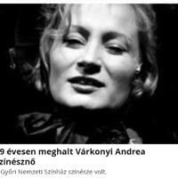 Egy színésznő halála szinte megoldhatatlan feladata elé állította a magyar online sajtót