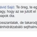Szardarabozós komment erősítette meg, hogy távozott a közmédia sajtófőnöke