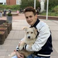 Nézd, itt van a híres kutya gazdája!
