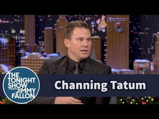 Channing tatum nagy fasz