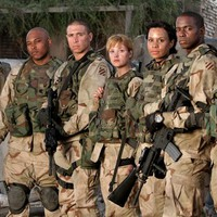 Sorozatpremier: Irak (Over There)