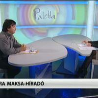 Nemi erőszakra váró nőkkel tréfálkozott Maksa a Hír TV-ben