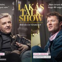 Stohllal és Alföldivel indul a Lakástalkshow a Viasat3-on