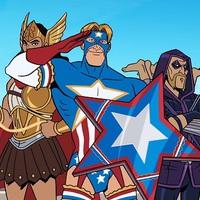 A világ legkirályabb rajzfilmje idén kő keményen kifigurázza a Marvelt