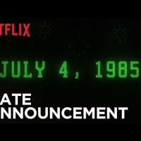 Július 4-én érkezik az új Stranger Things