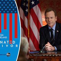 Kiefer Sutherland visszatér az elnöki székbe