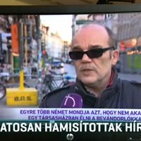 RTL Klub: Tudatosan hírt hamisított a köztévé Híradója