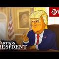 Stephen Colbert rajzfilmsorozatban szopatja tovább Trumpot