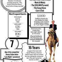 Letterman számokban