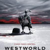Brutálisan jó a Westworld második évados plakátja