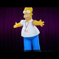 Itt a vissza nem térő alkalom, Homer válaszol a nézők kérdéseire