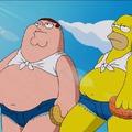 The Simpsons Guy – Ilyen lehet a rántott hús tiramisuval összeturmixolva