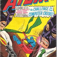 Atomjó szuperhősös tévésorozat a láthatáron: The Atom!