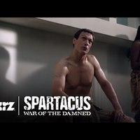 Két új trailer a Spartacusnak