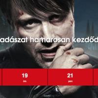 Péntek reggel 7-kor jön a Hannibal harmadik évada az AXN-re