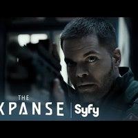 Nyakunkon a The Expanse második évada, itt egy werkfilm hozzá