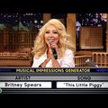 Christina Aguilera elvitte az ikreket Fallonhoz, majd énekelt, kurvajól