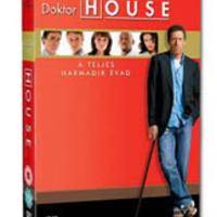 Mindjárt itt a House 3. évad