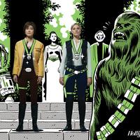 Comic Con 2014: így még nem láttuk ezeket az ikonikus filmjeleneteket