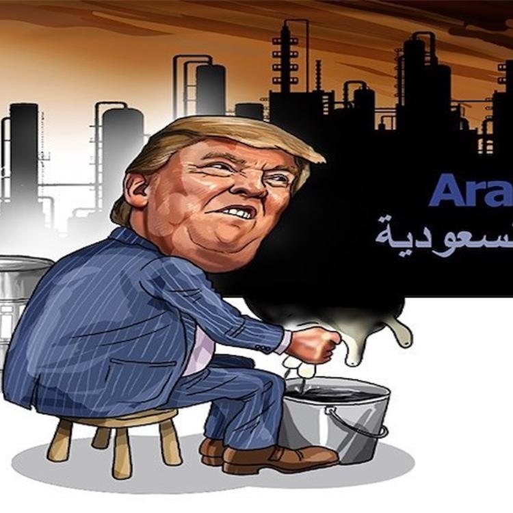 """Donald """"Dump"""" – akitől rettegnek az olajtermelők"""