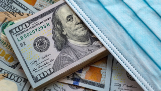 Tízezer milliárd dollár felett van már a globális koronavírus mentőcsomag értéke