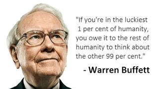 7+1 tanács a ma 89 éves Warren Buffet-től
